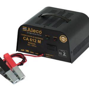 Carregador de Bateria CA612M Alleco