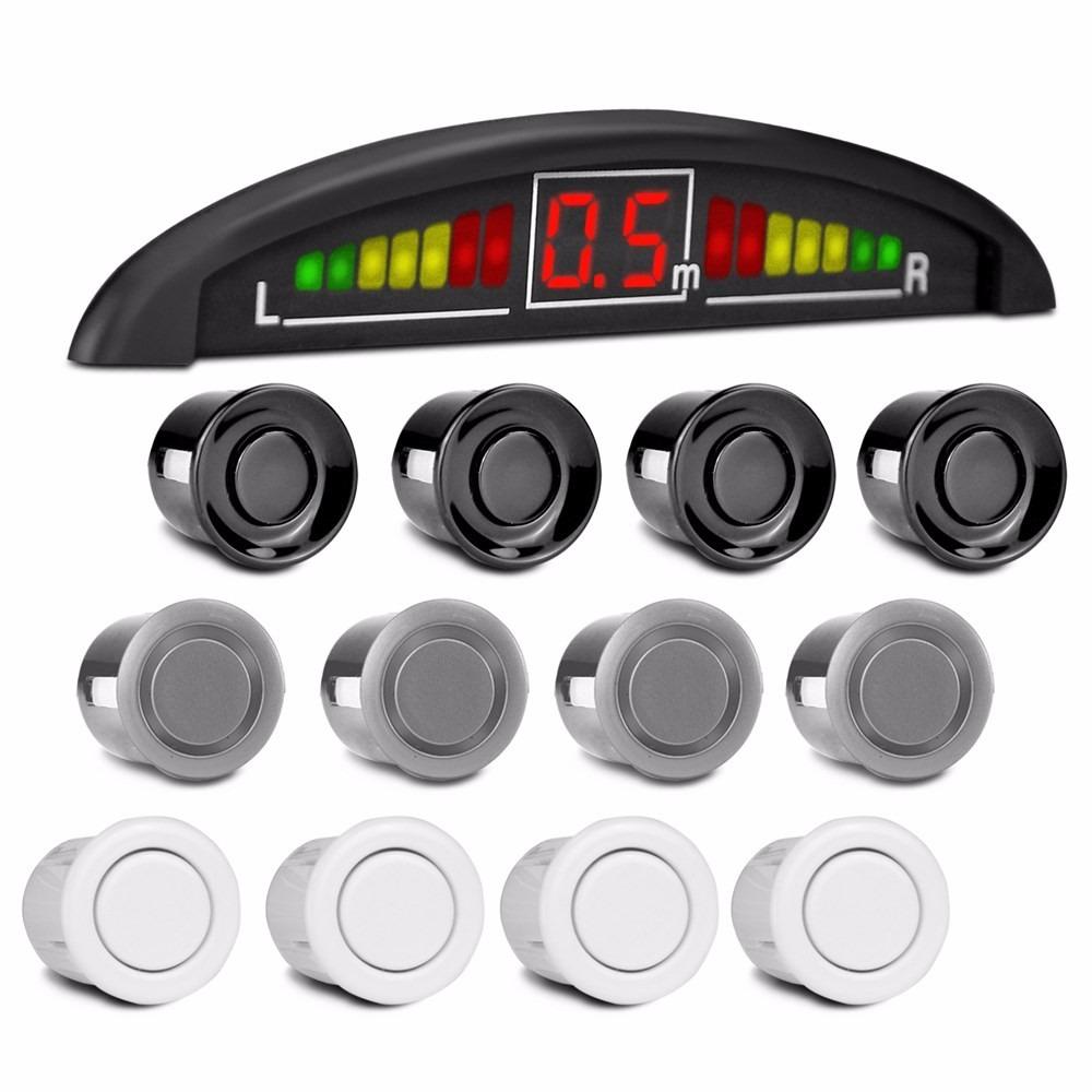 Sensor de Ré Universal 4 Pontos